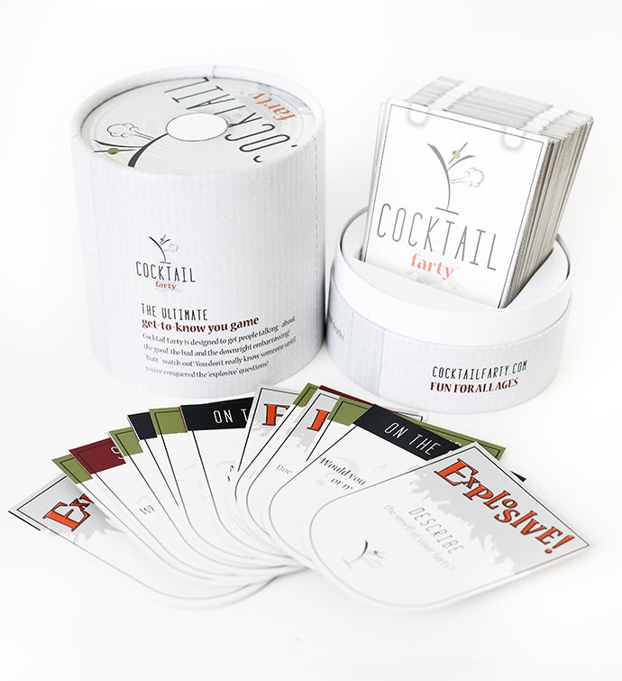 Cocktail Farty: Fun and Hilarious Adult Party Card Game